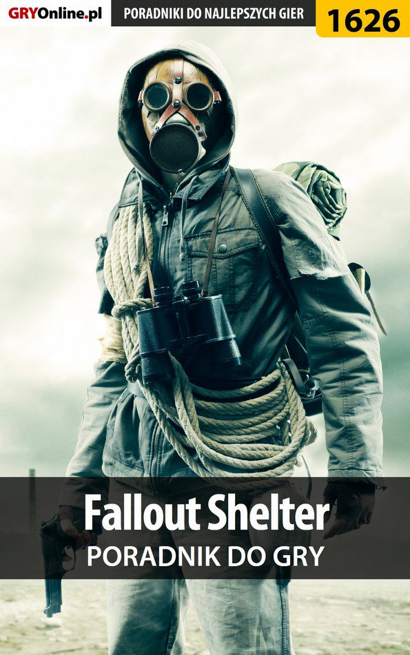 Fallout Shelter - poradnik do gry - Ebook (Książka PDF) do pobrania w formacie PDF