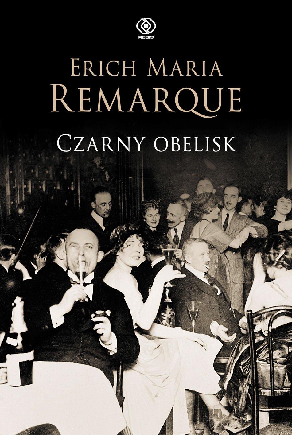 Czarny obelisk - Ebook (Książka na Kindle) do pobrania w formacie MOBI