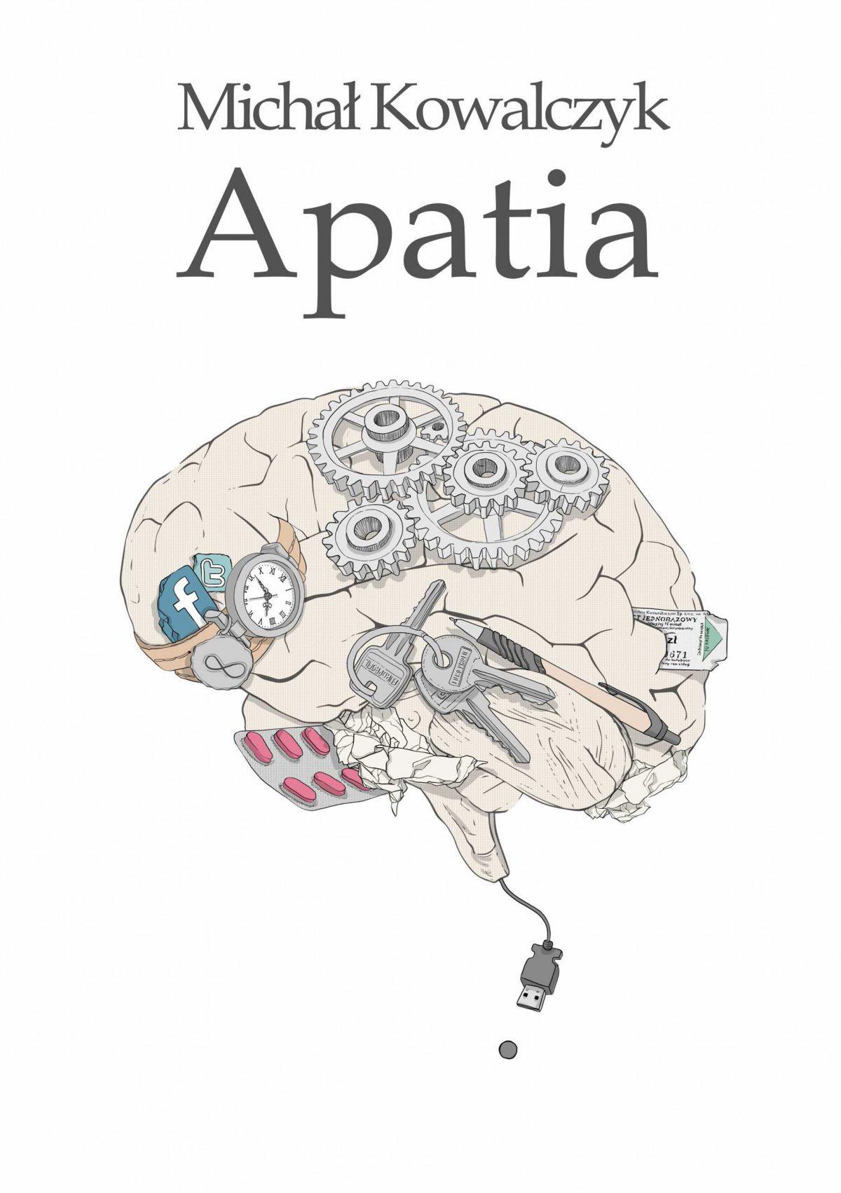 Apatia - Ebook (Książka na Kindle) do pobrania w formacie MOBI