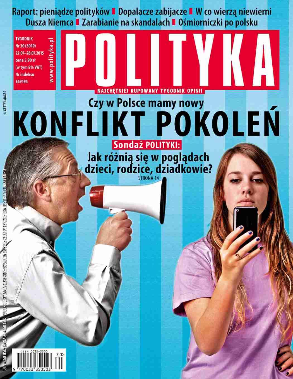 Polityka nr 30/2015 - Ebook (Książka PDF) do pobrania w formacie PDF