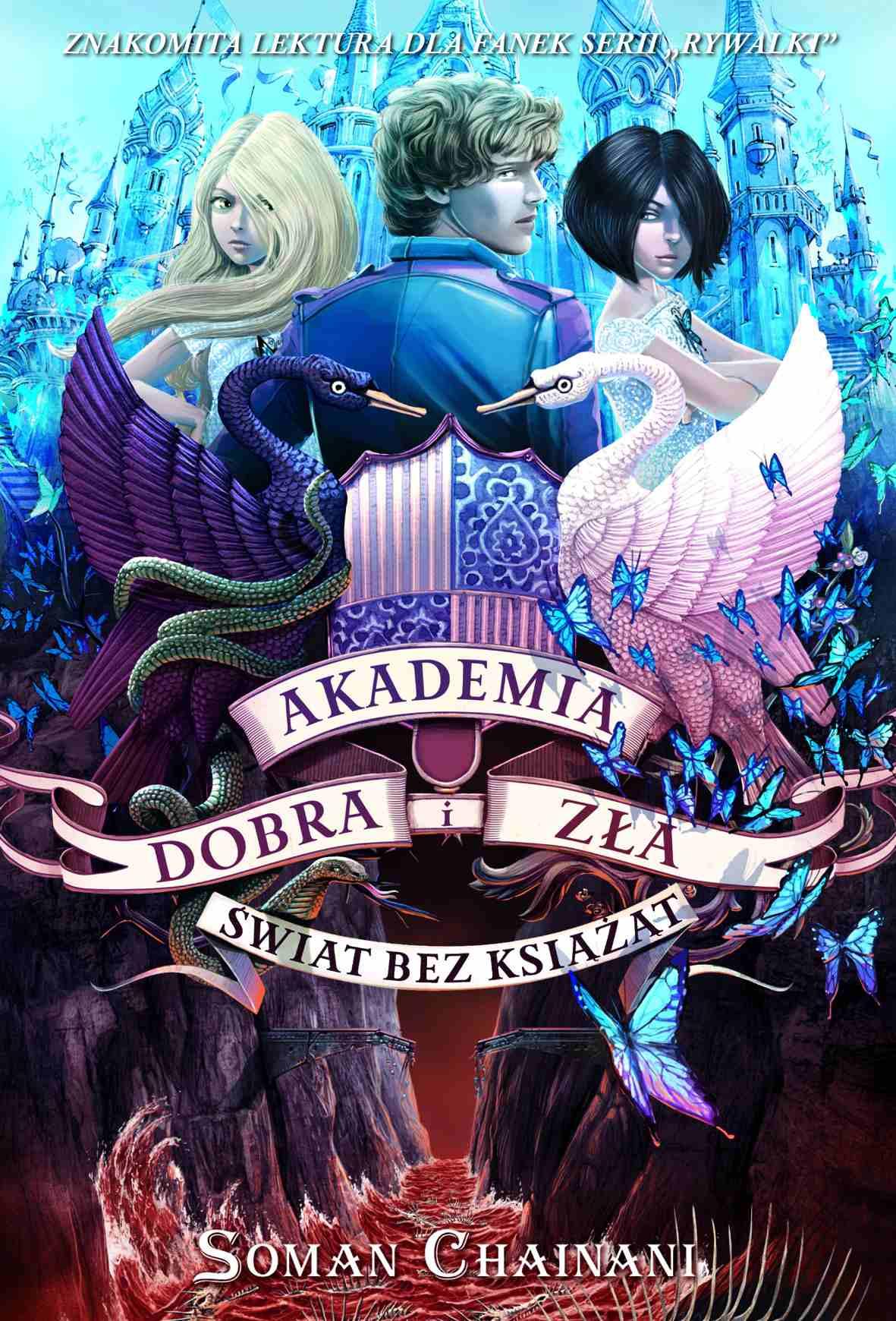Akademia Dobra i Zła 2. Świat bez książąt - Ebook (Książka EPUB) do pobrania w formacie EPUB