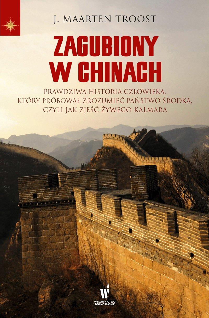 Zagubiony w Chinach - Ebook (Książka EPUB) do pobrania w formacie EPUB