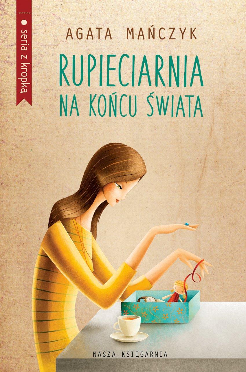 Rupieciarnia na końcu świata - Ebook (Książka na Kindle) do pobrania w formacie MOBI