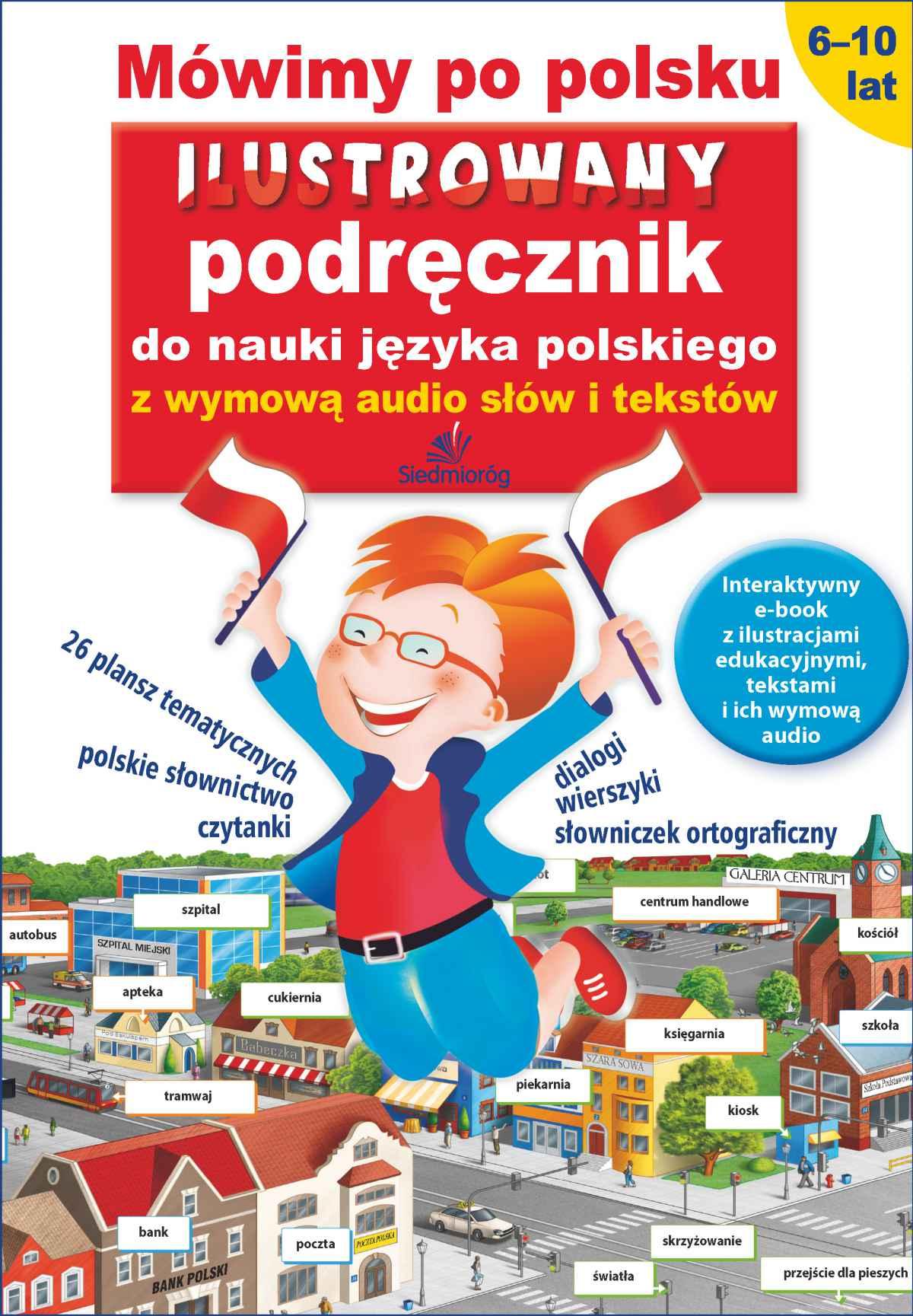 Mówimy po polsku - Ebook (Książka EPUB) do pobrania w formacie EPUB