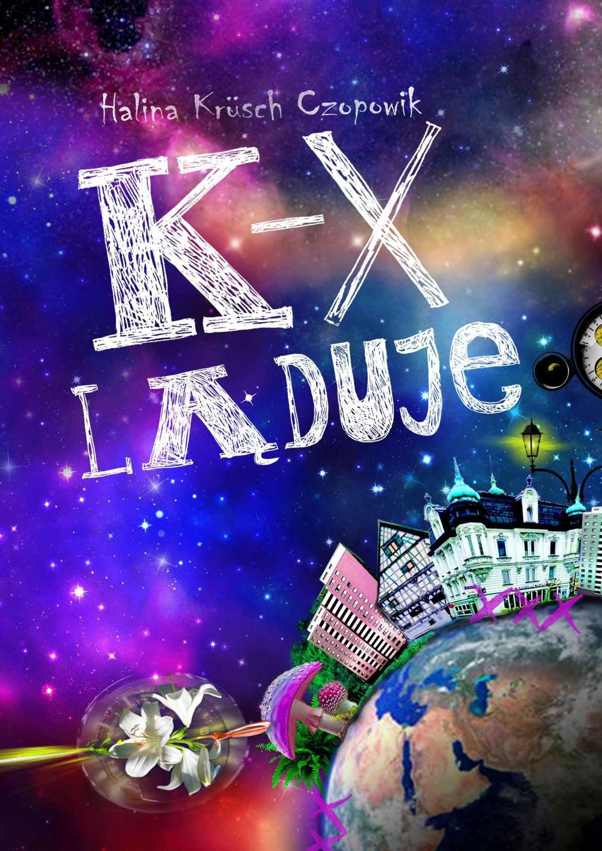 K-X ląduje - Ebook (Książka PDF) do pobrania w formacie PDF