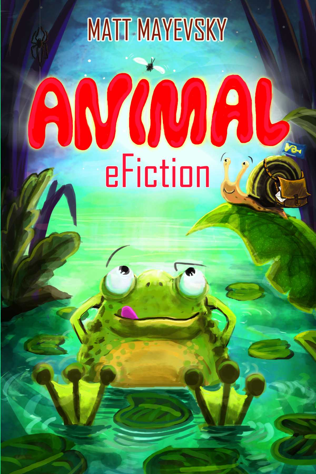Animal eFiction - Ebook (Książka EPUB) do pobrania w formacie EPUB
