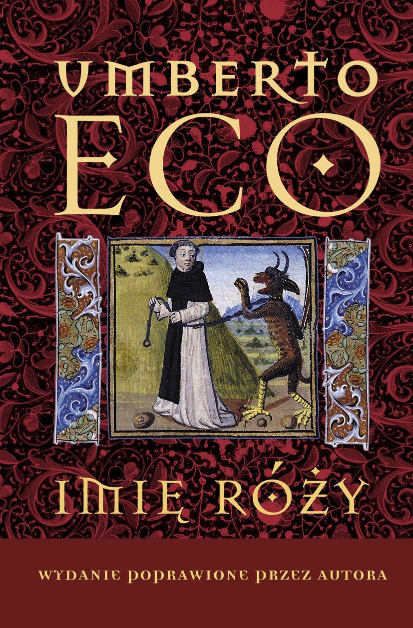 Imię róży. Wydanie poprawione przez autora - Ebook (Książka na Kindle) do pobrania w formacie MOBI