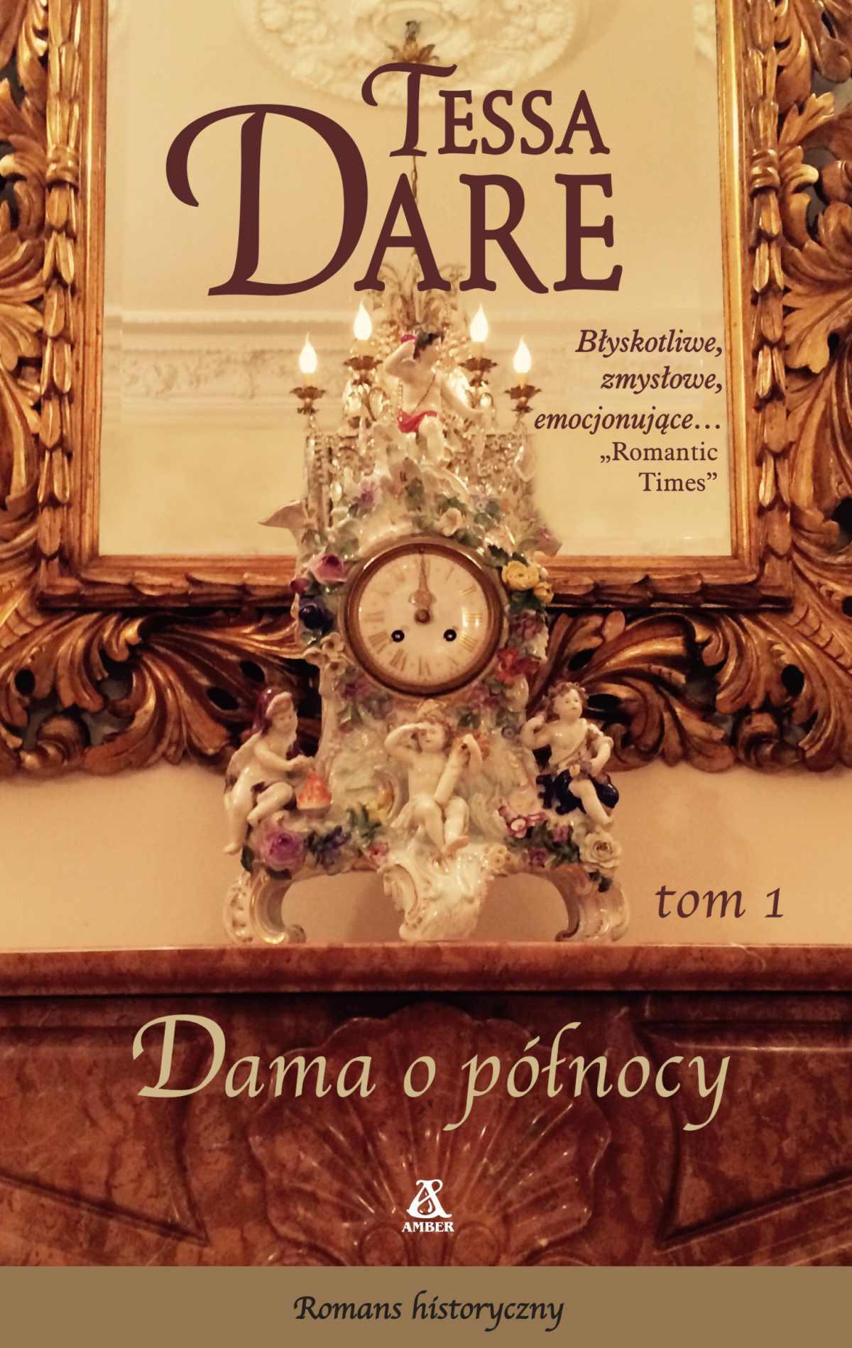 Dama o północy. Tom 1 - Ebook (Książka na Kindle) do pobrania w formacie MOBI
