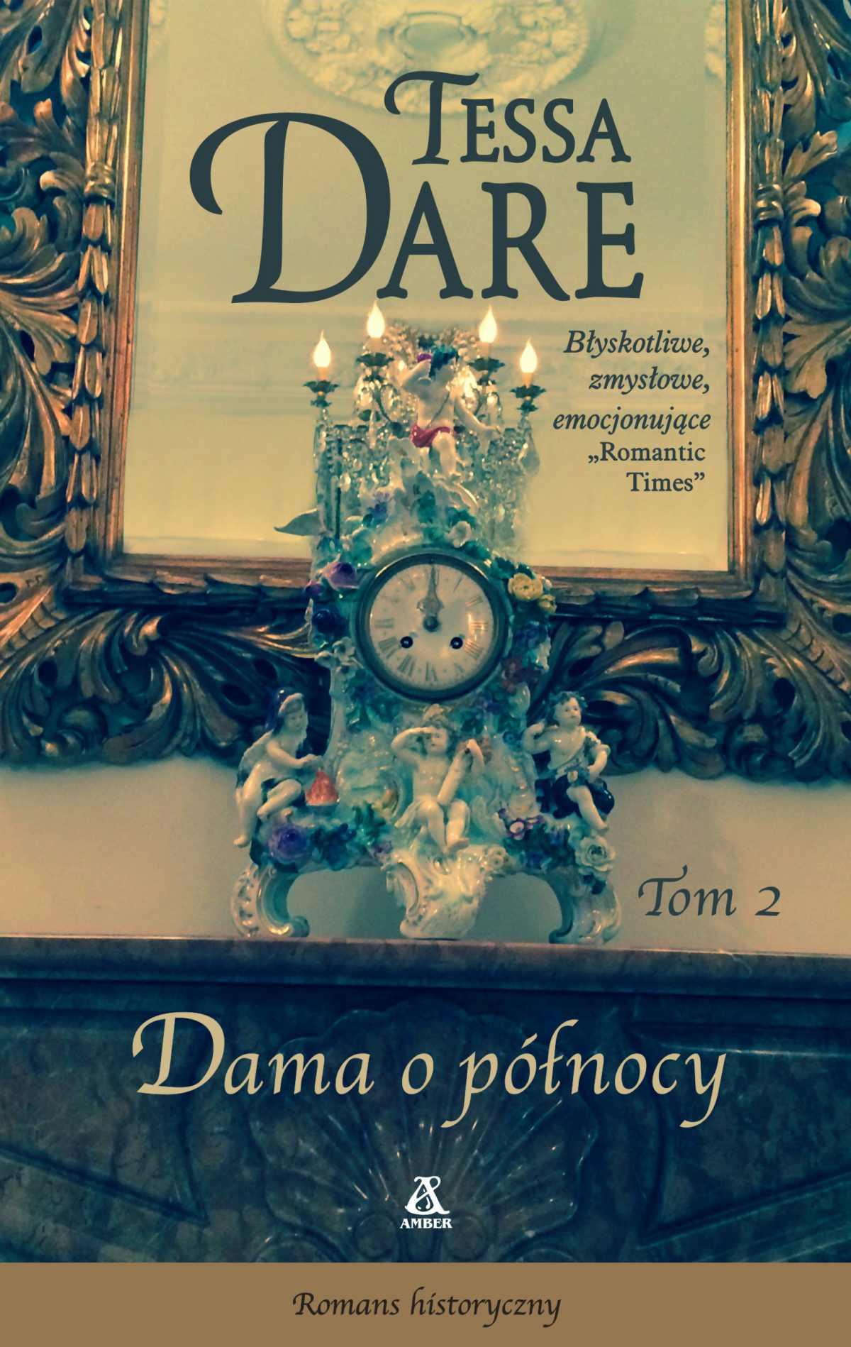 Dama o północy. Tom 2 - Ebook (Książka na Kindle) do pobrania w formacie MOBI