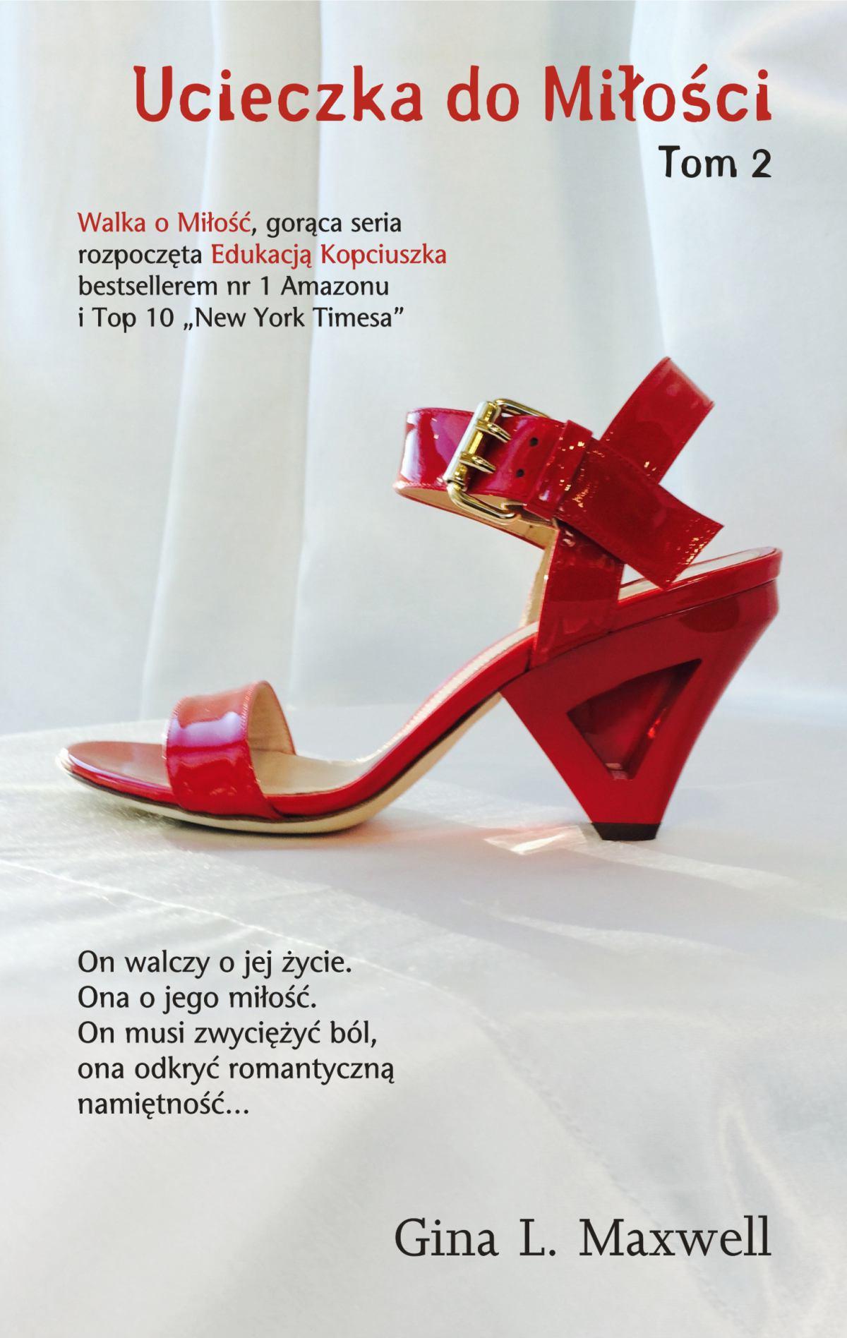 Ucieczka do miłości. Tom 2 - Ebook (Książka na Kindle) do pobrania w formacie MOBI