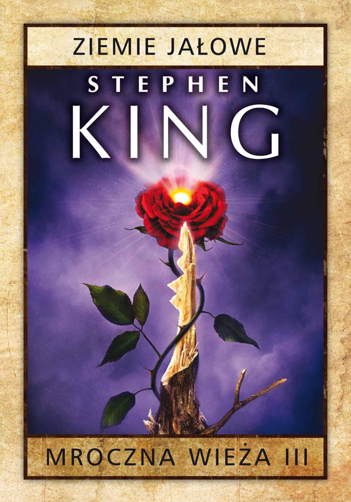 Mroczna Wieża III: Ziemie jałowe. Wydanie 2 - Ebook (Książka na Kindle) do pobrania w formacie MOBI