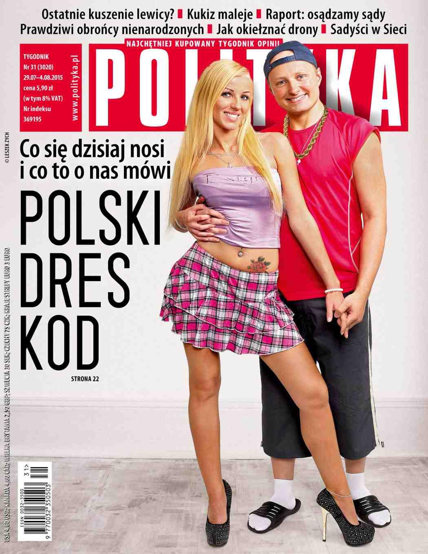 Polityka nr 31/2015 - Ebook (Książka PDF) do pobrania w formacie PDF