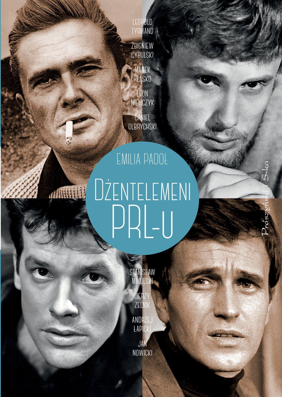 Dżentelmeni PRL-u - Ebook (Książka na Kindle) do pobrania w formacie MOBI