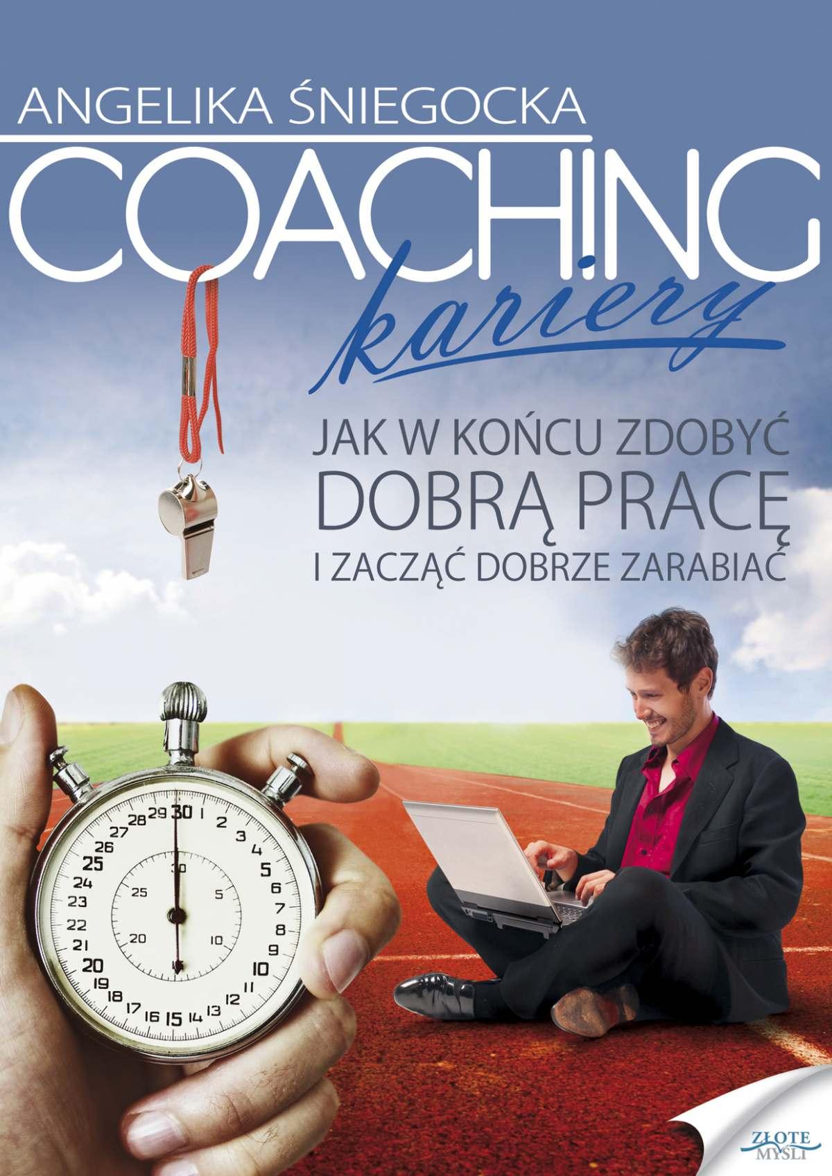 Coaching kariery - Ebook (Książka PDF) do pobrania w formacie PDF