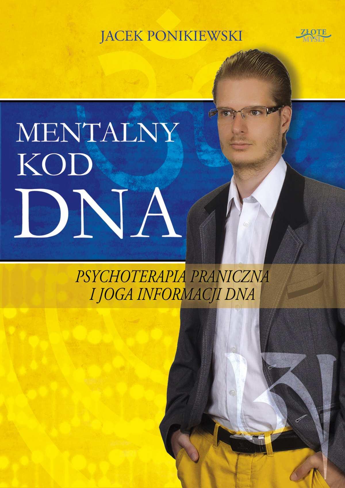 Mentalny kod DNA - Ebook (Książka PDF) do pobrania w formacie PDF