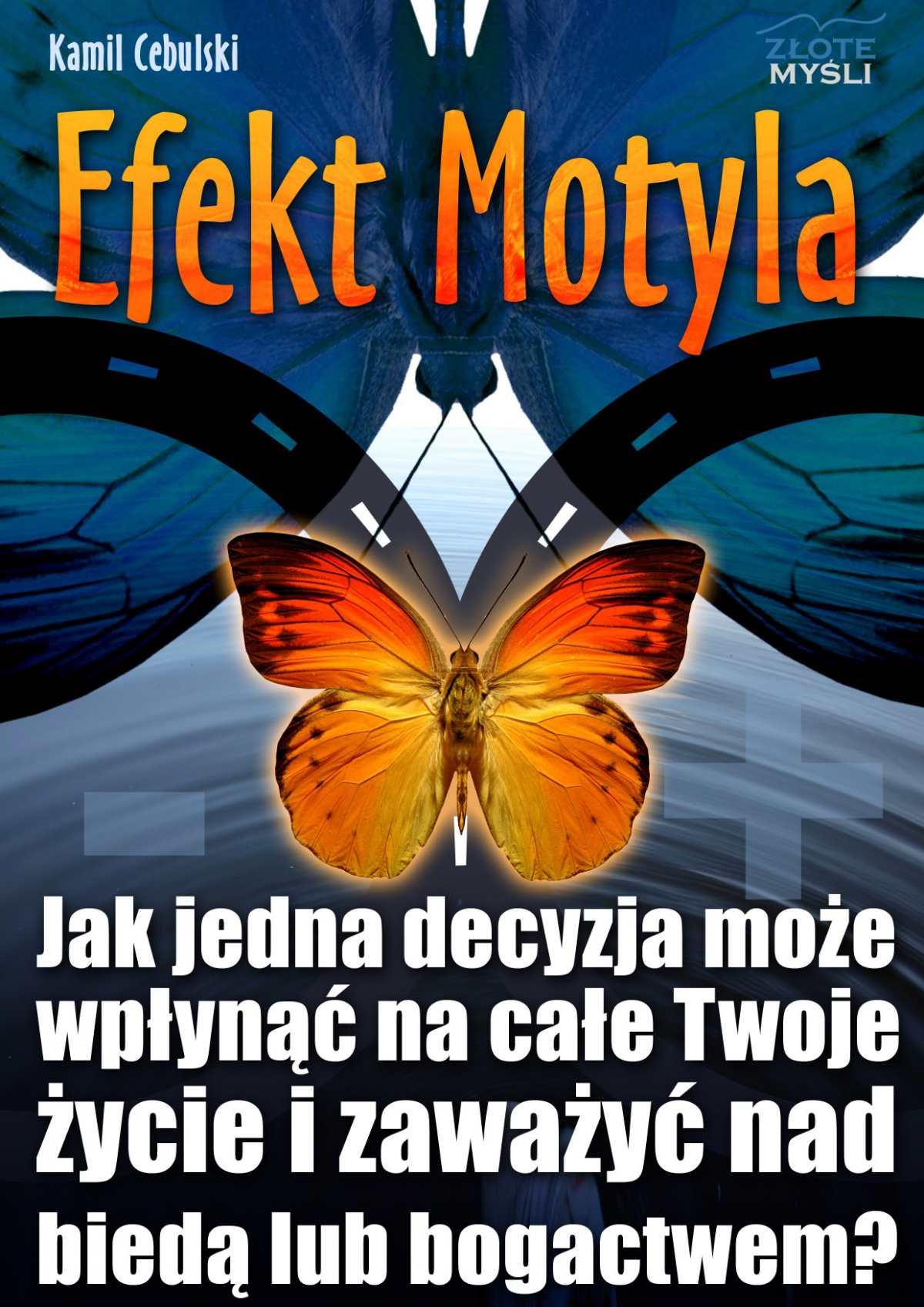 Efekt Motyla - Ebook (Książka PDF) do pobrania w formacie PDF
