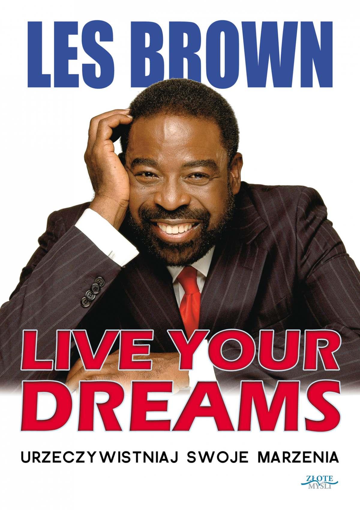 Live your dreams - Ebook (Książka PDF) do pobrania w formacie PDF