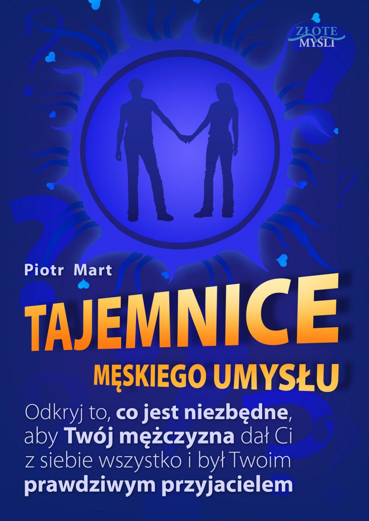 Tajemnice męskiego umysłu - Ebook (Książka PDF) do pobrania w formacie PDF