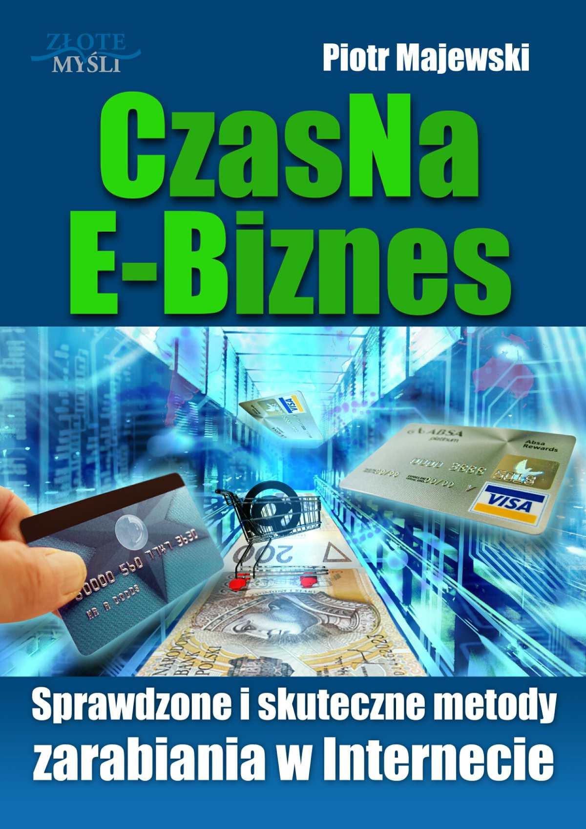 CzasNaE-Biznes - Ebook (Książka PDF) do pobrania w formacie PDF