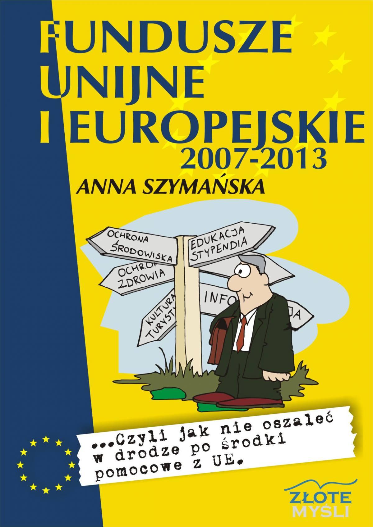 Fundusze unijne i europejskie - Ebook (Książka PDF) do pobrania w formacie PDF