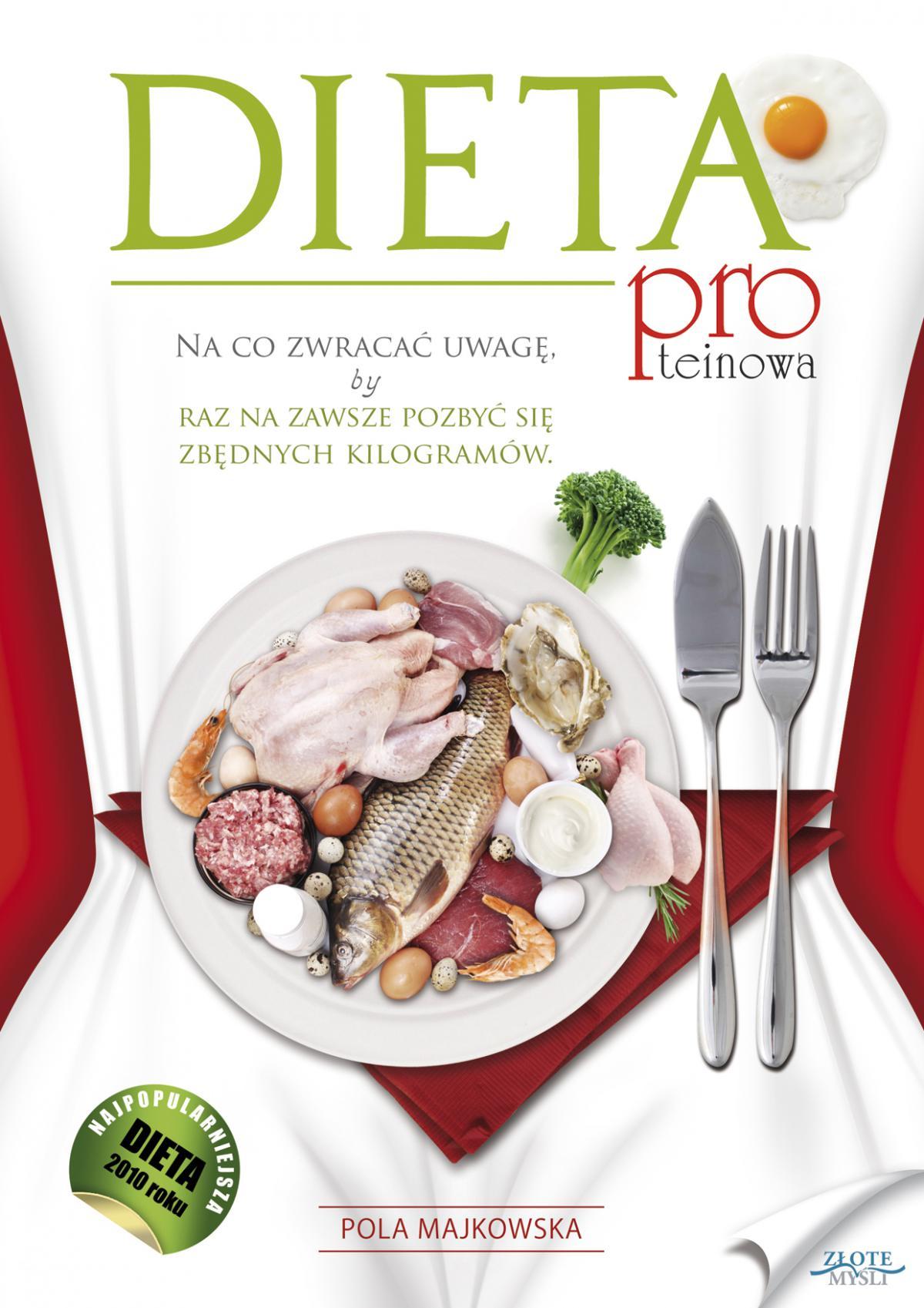 Dieta proteinowa - Ebook (Książka PDF) do pobrania w formacie PDF