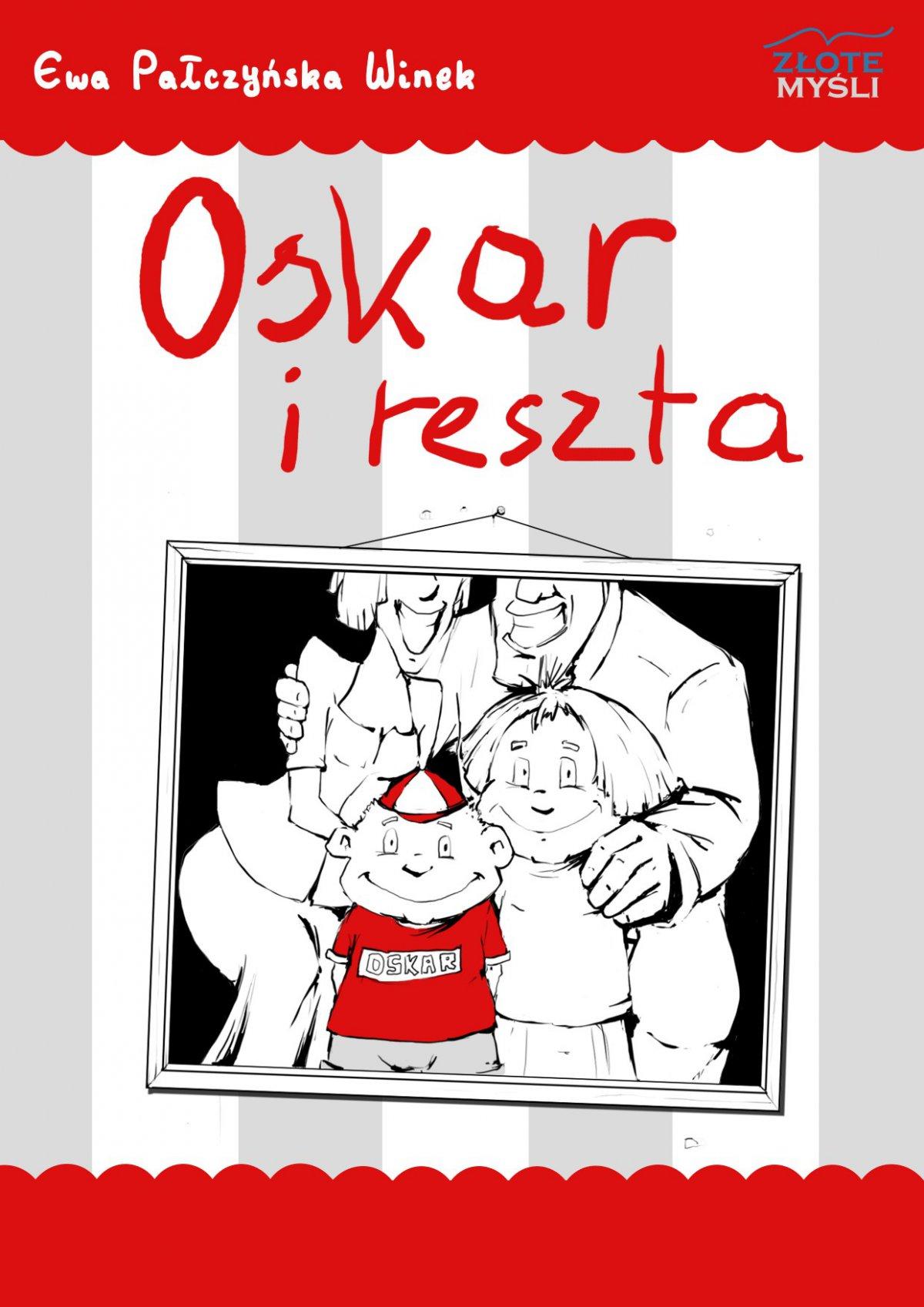 Oskar i reszta - Ebook (Książka na Kindle) do pobrania w formacie MOBI