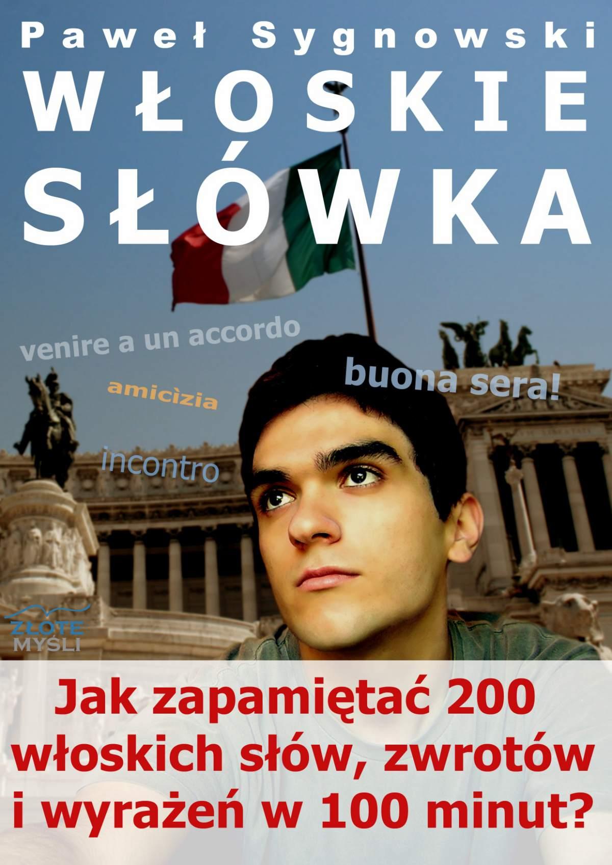 Włoskie słówka - Ebook (Książka PDF) do pobrania w formacie PDF
