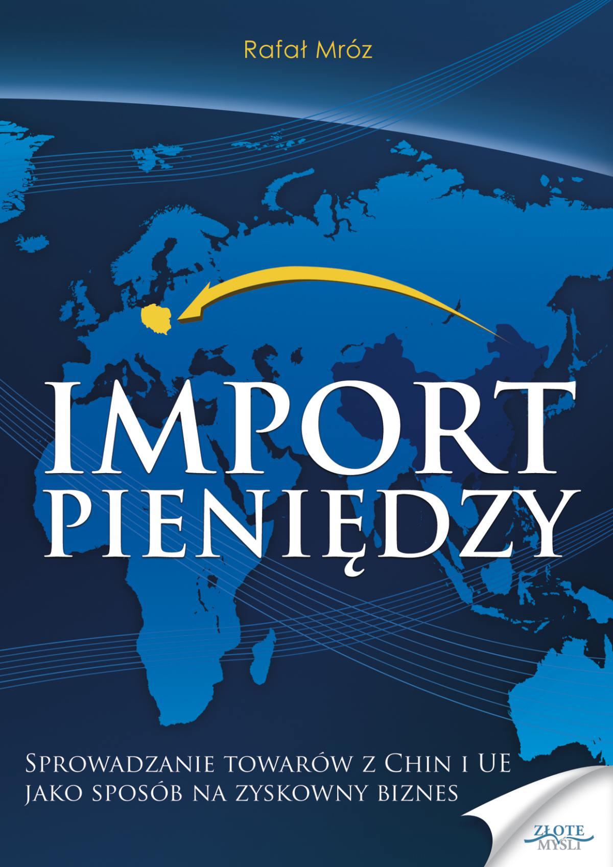 Import pieniędzy - Ebook (Książka PDF) do pobrania w formacie PDF