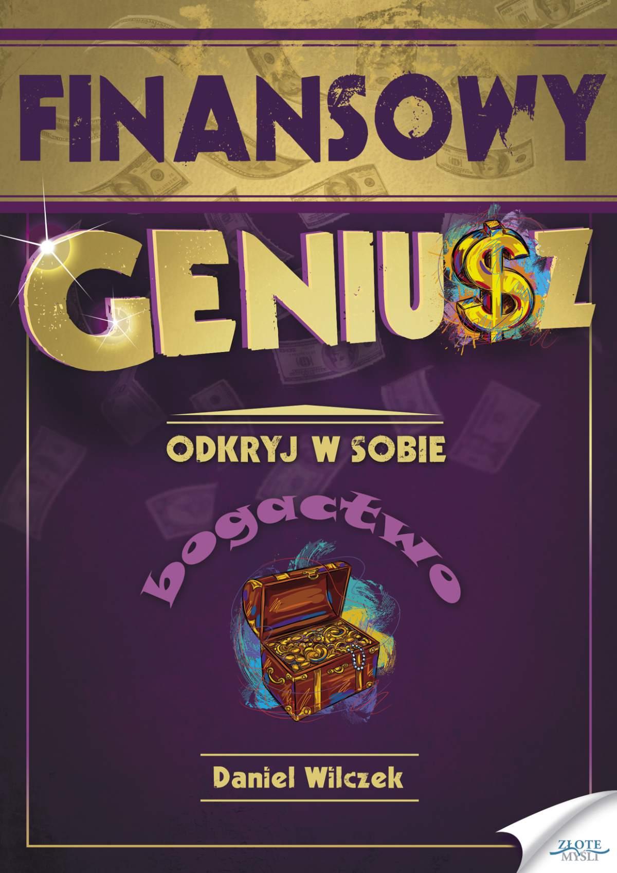 Finansowy Geniusz - Ebook (Książka na Kindle) do pobrania w formacie MOBI