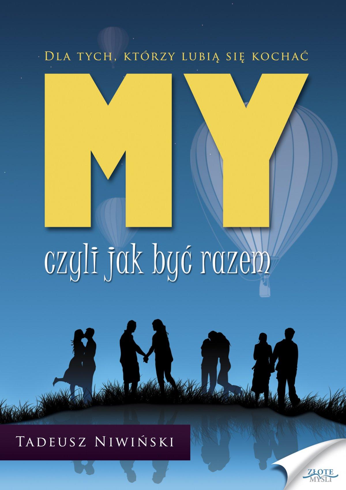 MY - czyli jak być razem - Ebook (Książka PDF) do pobrania w formacie PDF