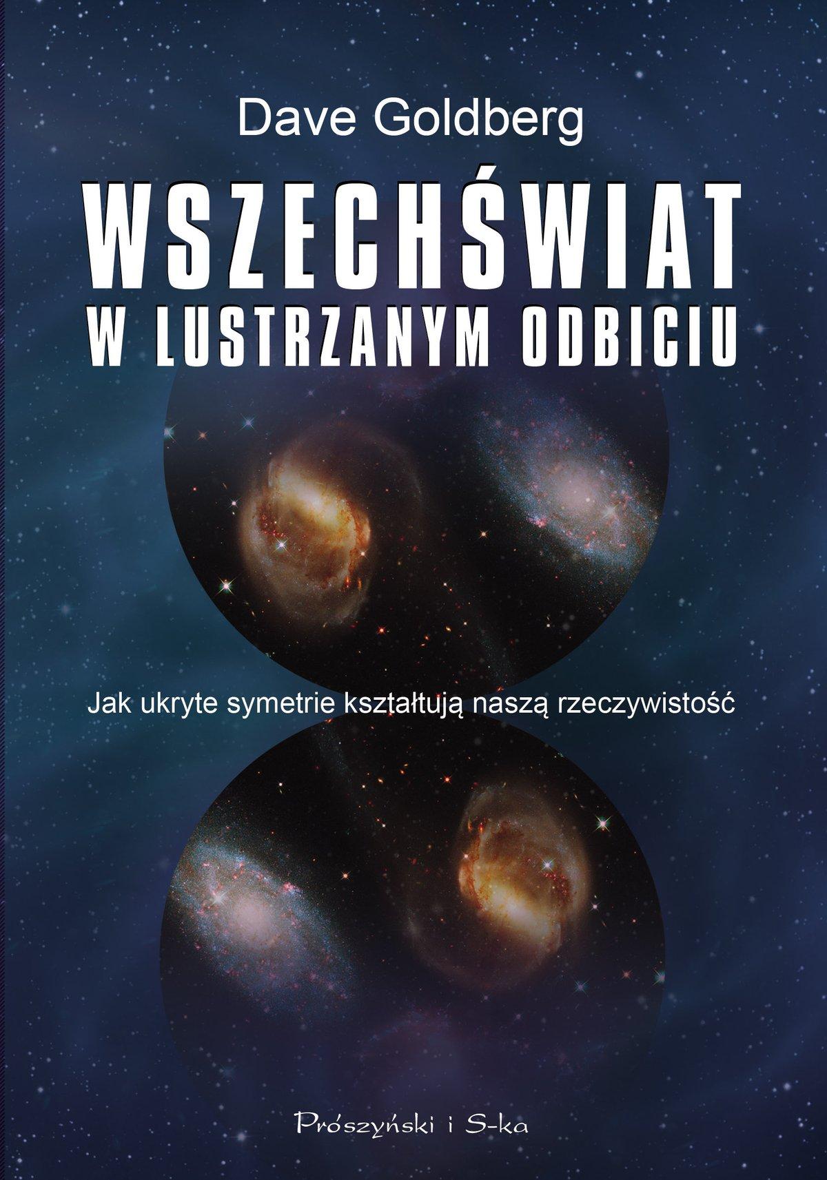 Wszechświat w lustrzanym odbiciu - Ebook (Książka EPUB) do pobrania w formacie EPUB