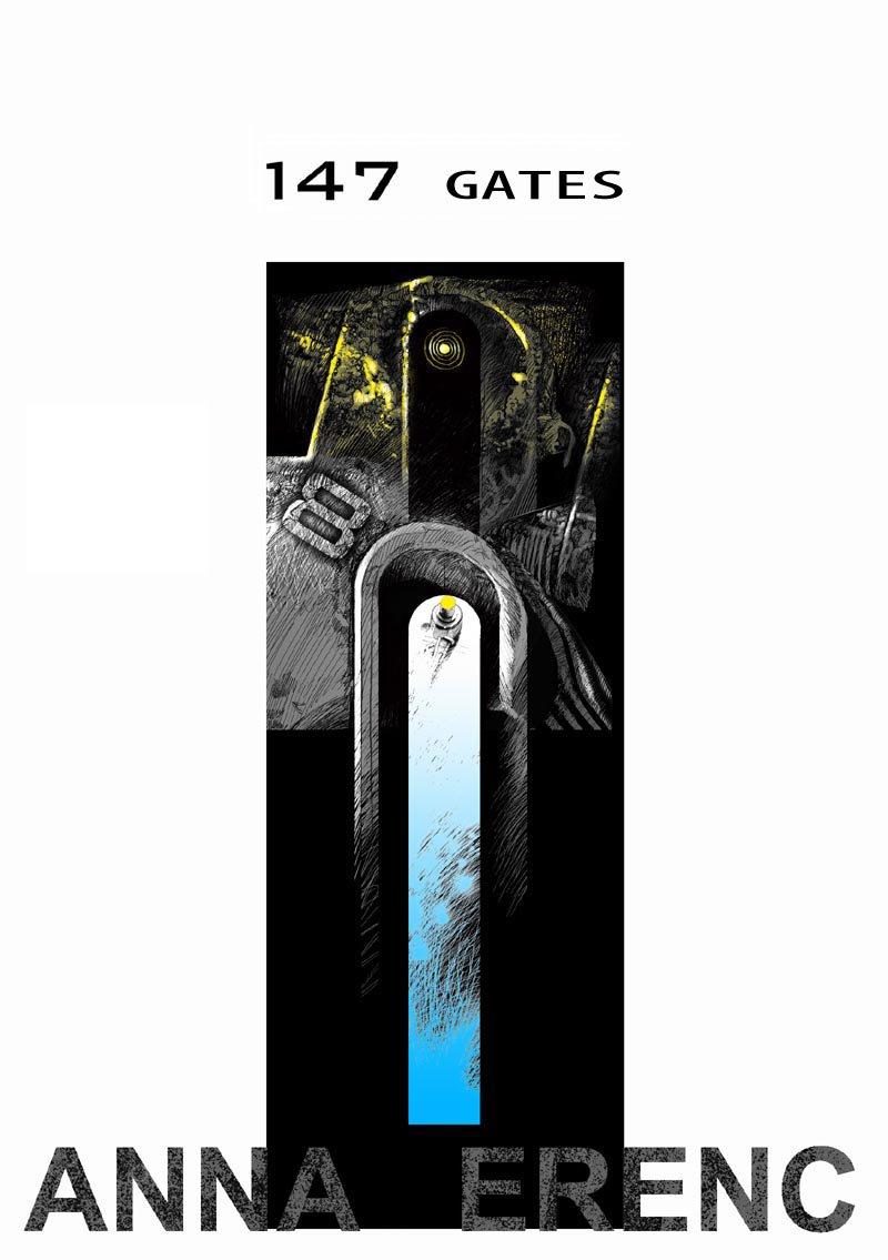 147 gates - Ebook (Książka na Kindle) do pobrania w formacie MOBI
