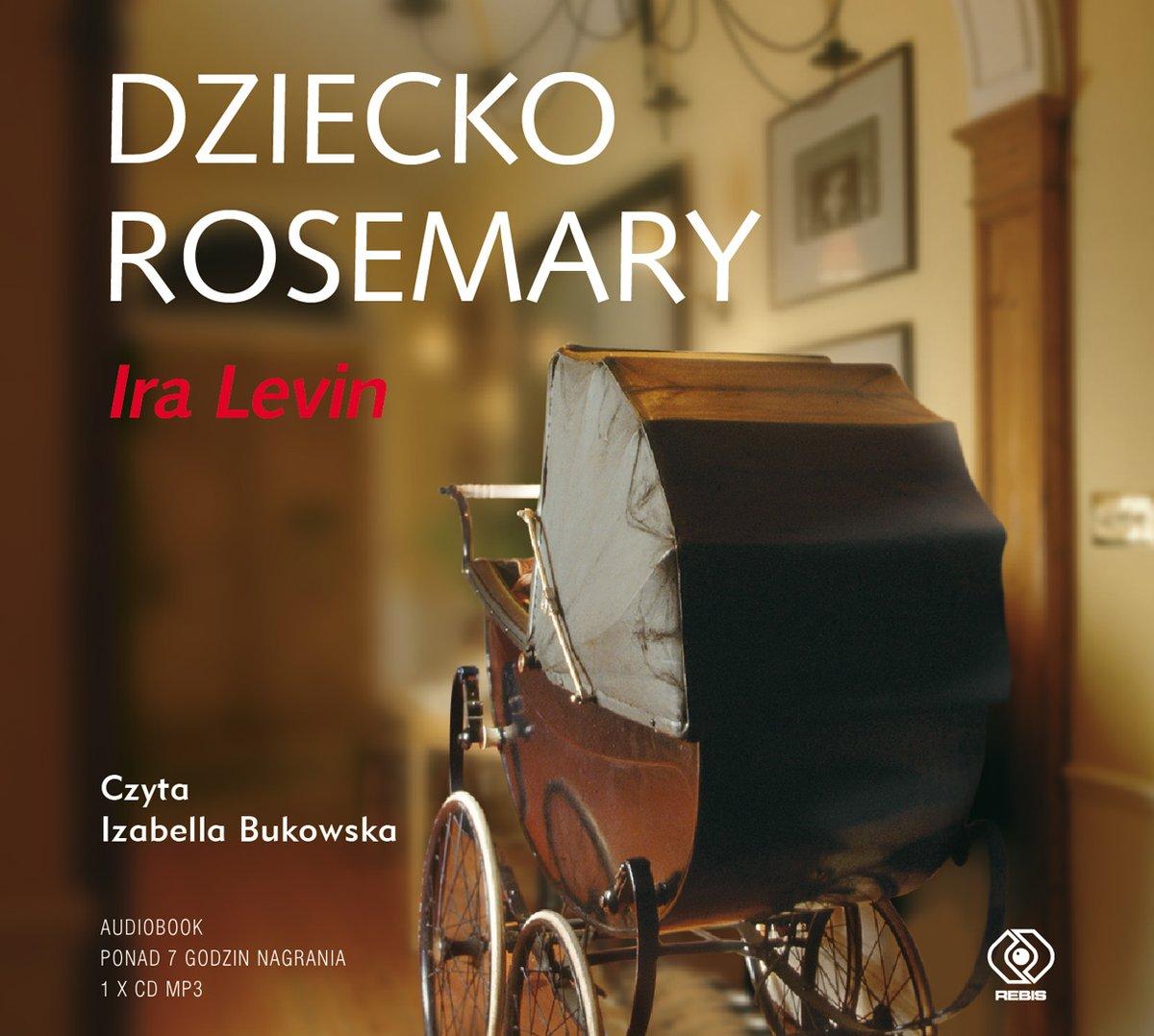Dziecko Rosemary - Audiobook (Książka audio MP3) do pobrania w całości w archiwum ZIP