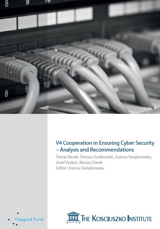 V4 Cooperation in Ensuring Cyber Security – Analysis and Recommendations - Ebook (Książka PDF) do pobrania w formacie PDF