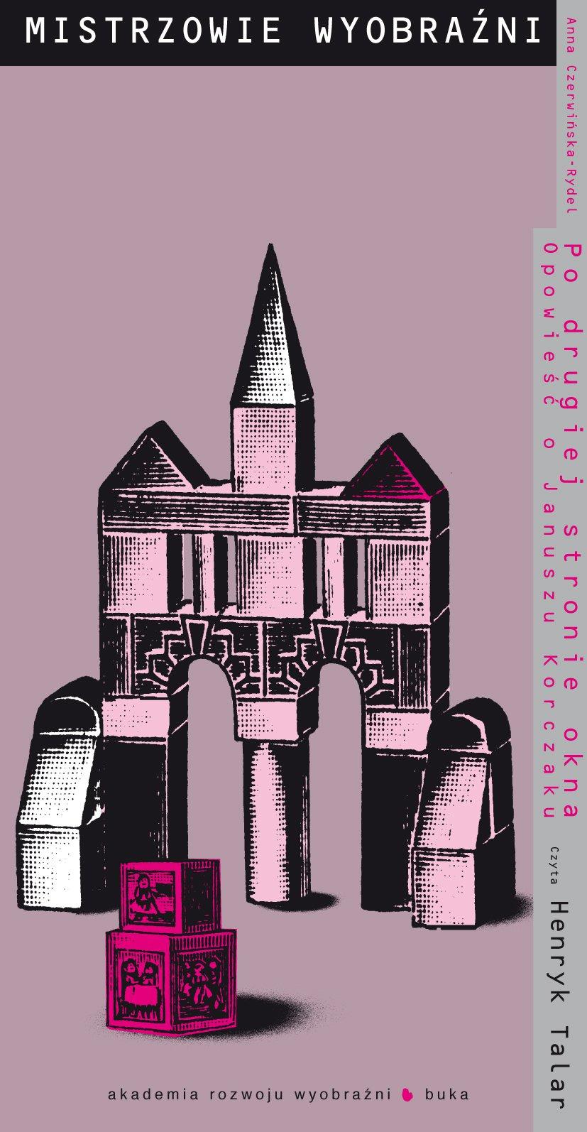 Po drugiej stronie okna. Opowieść o Januszu Korczaku - Audiobook (Książka audio MP3) do pobrania w całości w archiwum ZIP