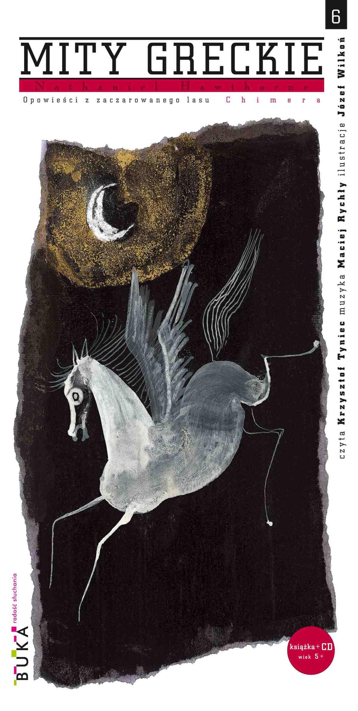 Opowieści z zaczarowanego lasu. Chimera - Audiobook (Książka audio MP3) do pobrania w całości w archiwum ZIP