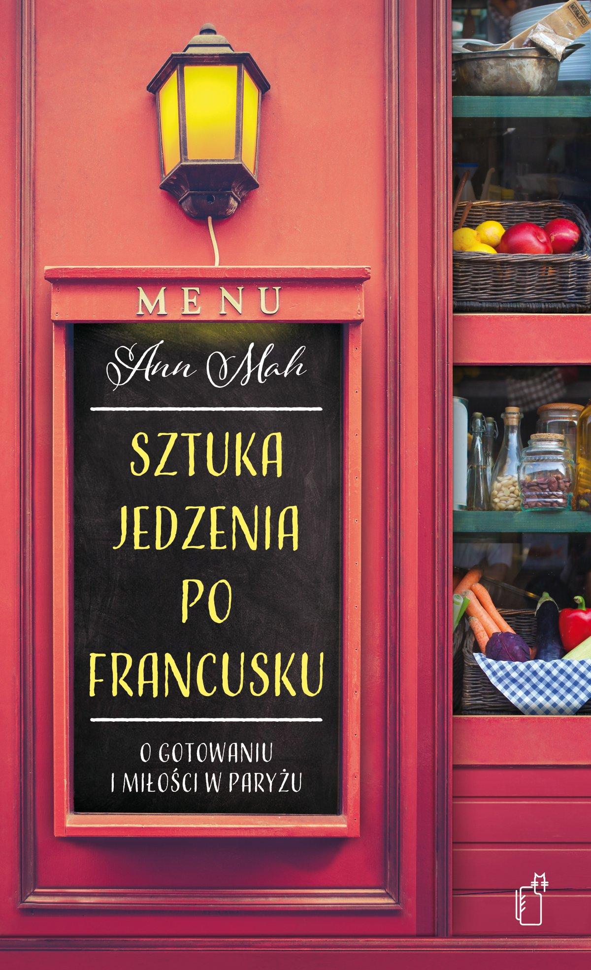 Sztuka jedzenia po francusku - Ebook (Książka EPUB) do pobrania w formacie EPUB