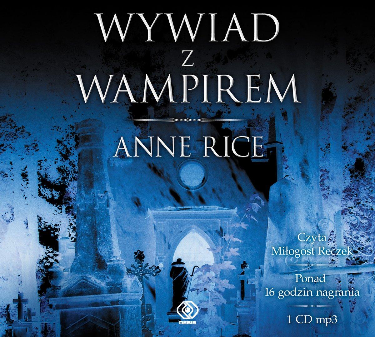 Wywiad z wampirem - Audiobook (Książka audio MP3) do pobrania w całości w archiwum ZIP