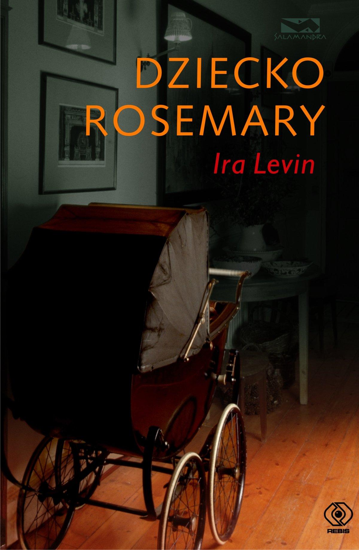 Dziecko Rosemary - Ebook (Książka na Kindle) do pobrania w formacie MOBI