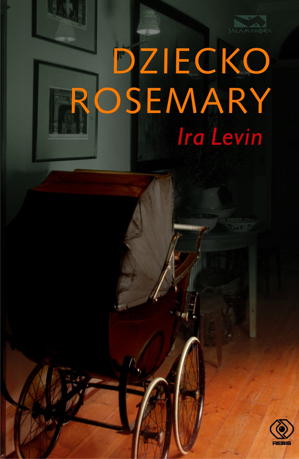 Dziecko Rosemary - Ebook (Książka EPUB) do pobrania w formacie EPUB