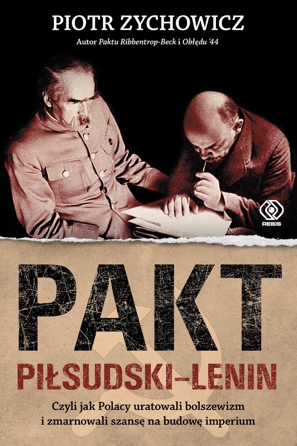 Pakt Piłsudski-Lenin - Ebook (Książka EPUB) do pobrania w formacie EPUB