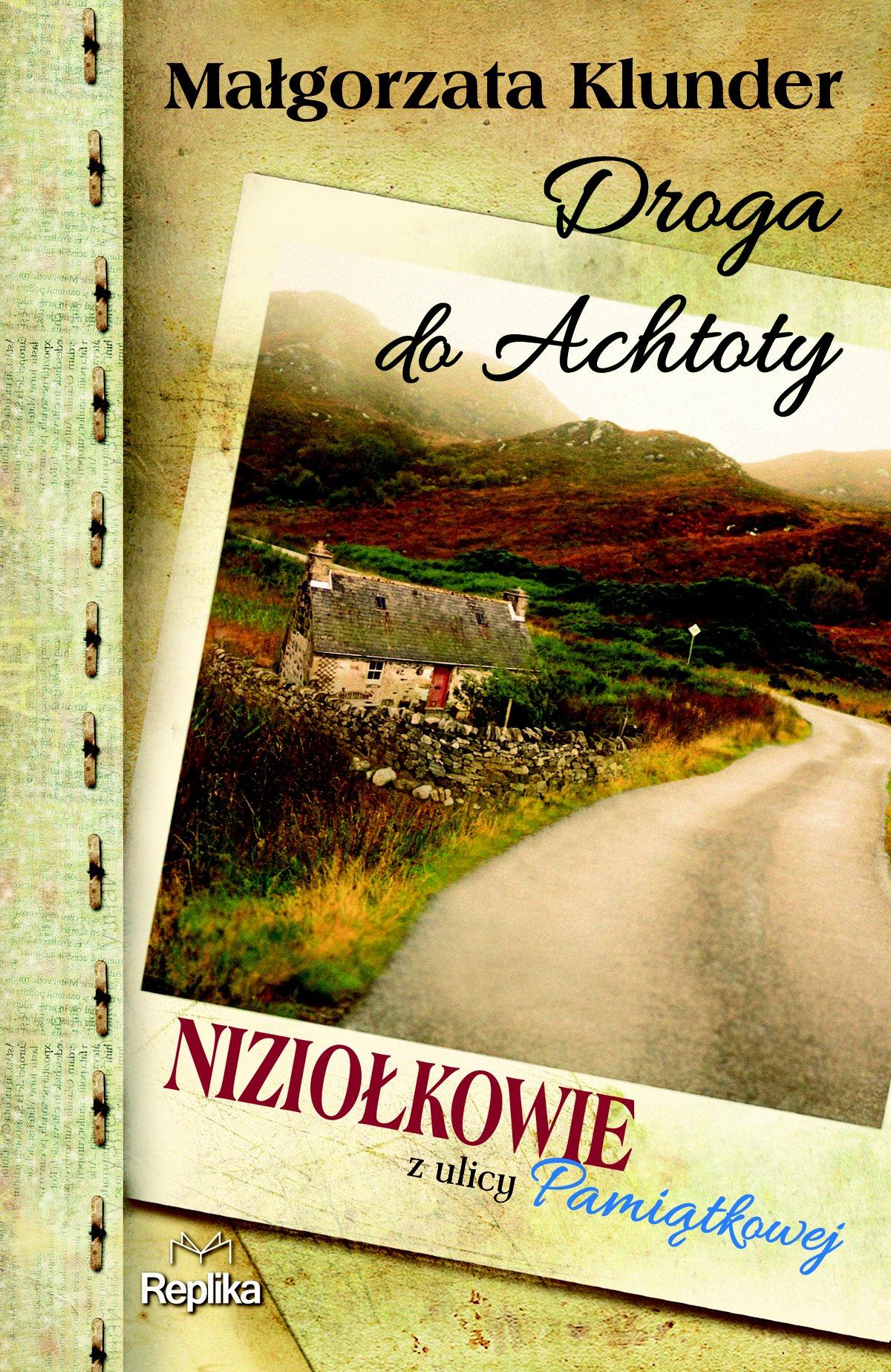 Droga do Achtoty - Ebook (Książka na Kindle) do pobrania w formacie MOBI