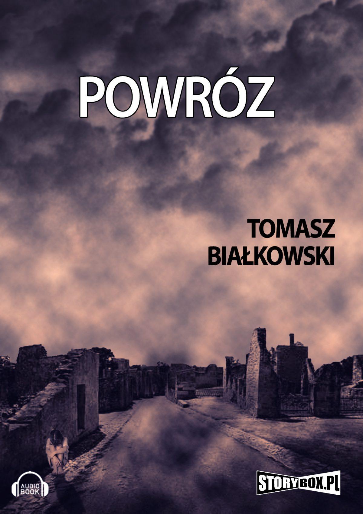 Powróz - Audiobook (Książka audio MP3) do pobrania w całości w archiwum ZIP