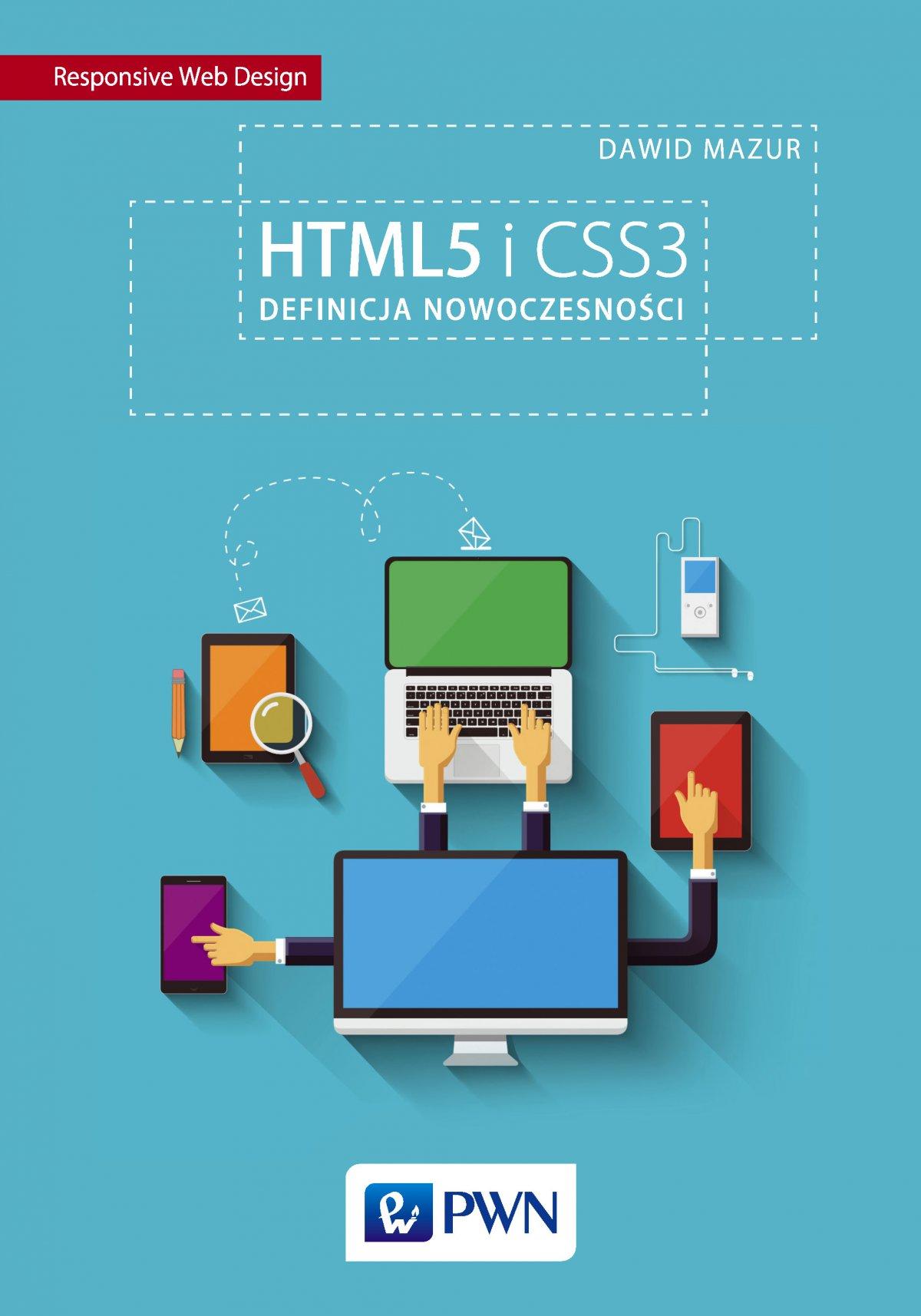 HTML5 i CSS3 - Ebook (Książka EPUB) do pobrania w formacie EPUB