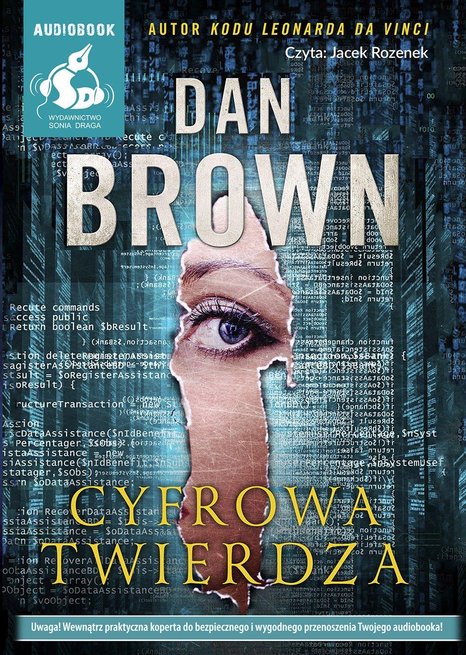 Cyfrowa Twierdza - audiobook