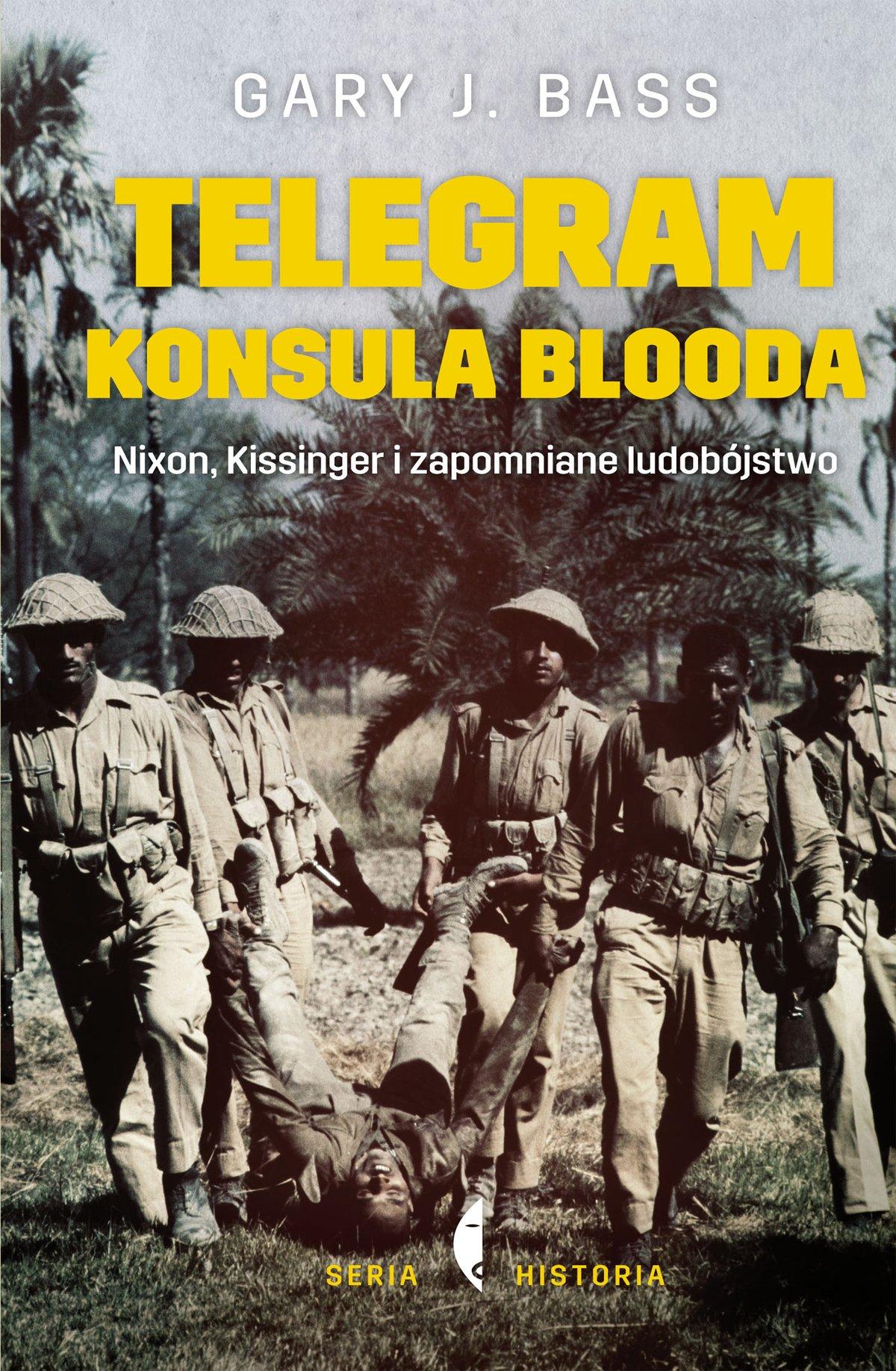Telegram konsula Blooda - Ebook (Książka na Kindle) do pobrania w formacie MOBI