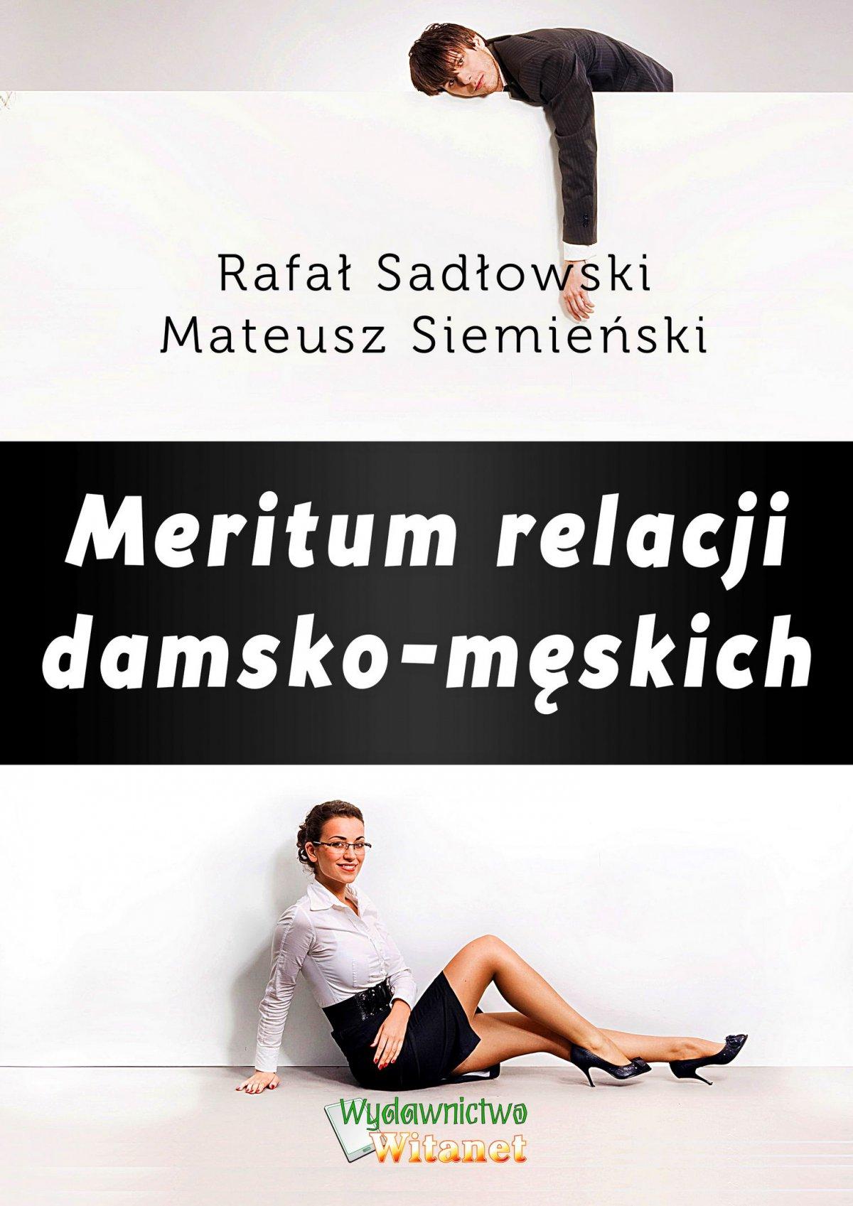 Meritum relacji damsko-męskich - Ebook (Książka EPUB) do pobrania w formacie EPUB