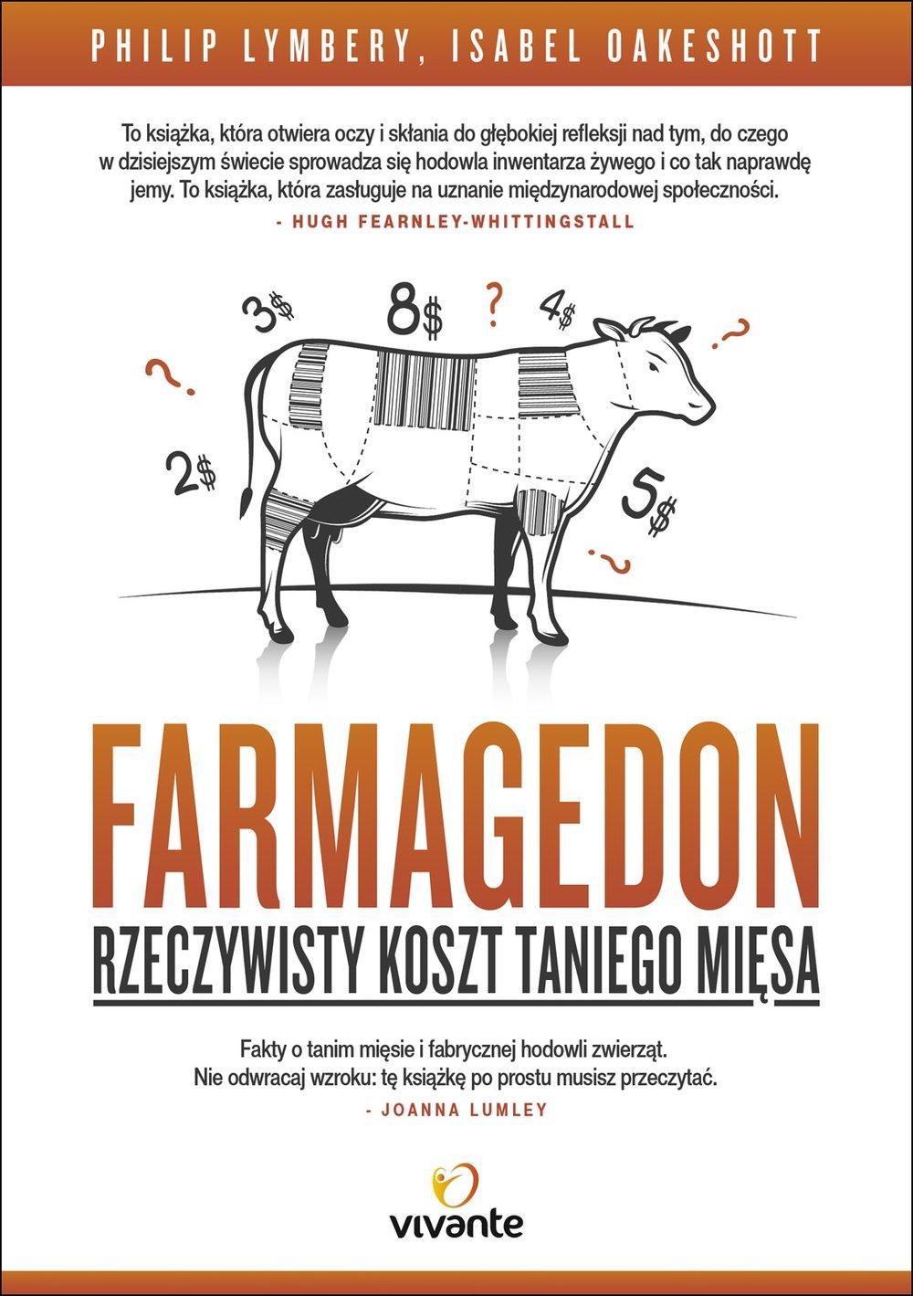 Farmagedon. Rzeczywisty koszt taniego mięsa - Ebook (Książka na Kindle) do pobrania w formacie MOBI
