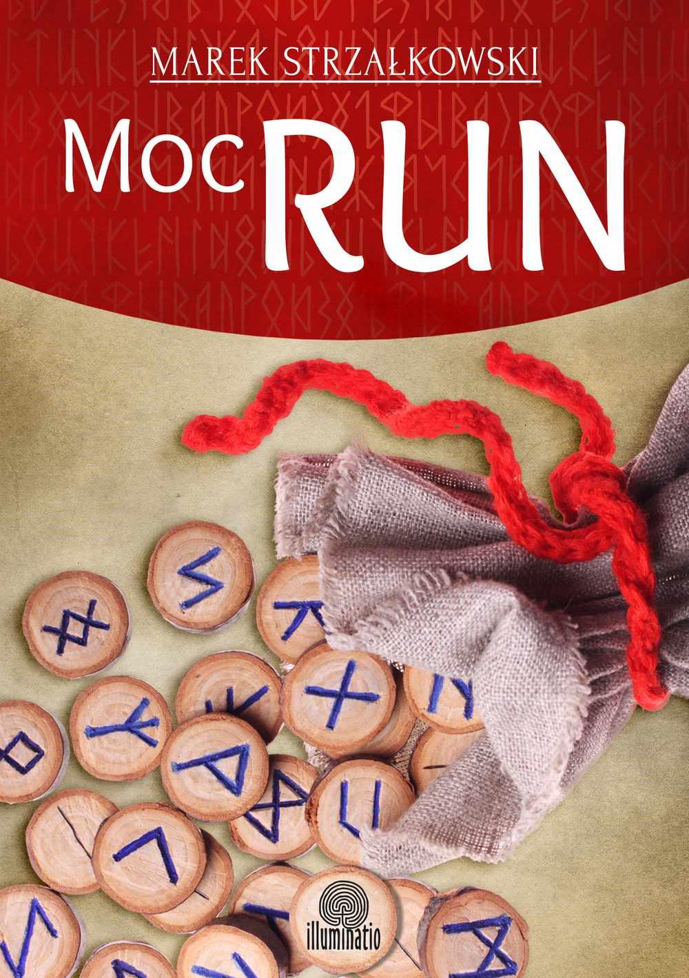 Moc run - Ebook (Książka EPUB) do pobrania w formacie EPUB