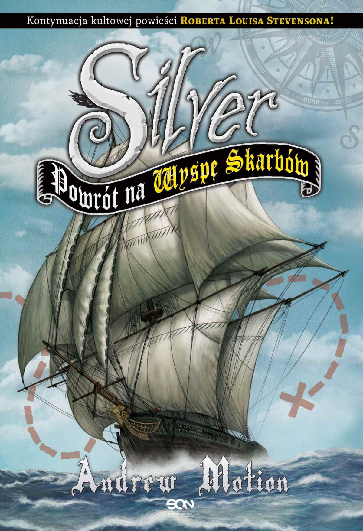 Silver. Powrót na Wyspę Skarbów - Ebook (Książka na Kindle) do pobrania w formacie MOBI